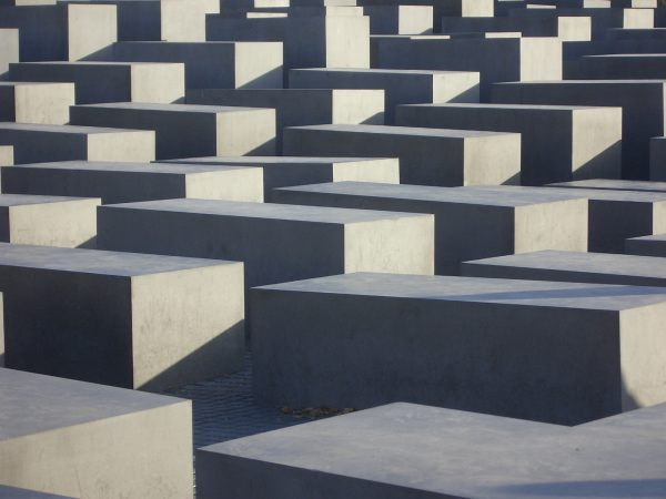 Holocaust monument_Berlin