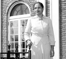 Rosa Parks picture - Rosa Parks Facts For Kids