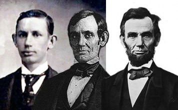 Young Abraham Lincoln - Abraham Lincoln Facts For Kids