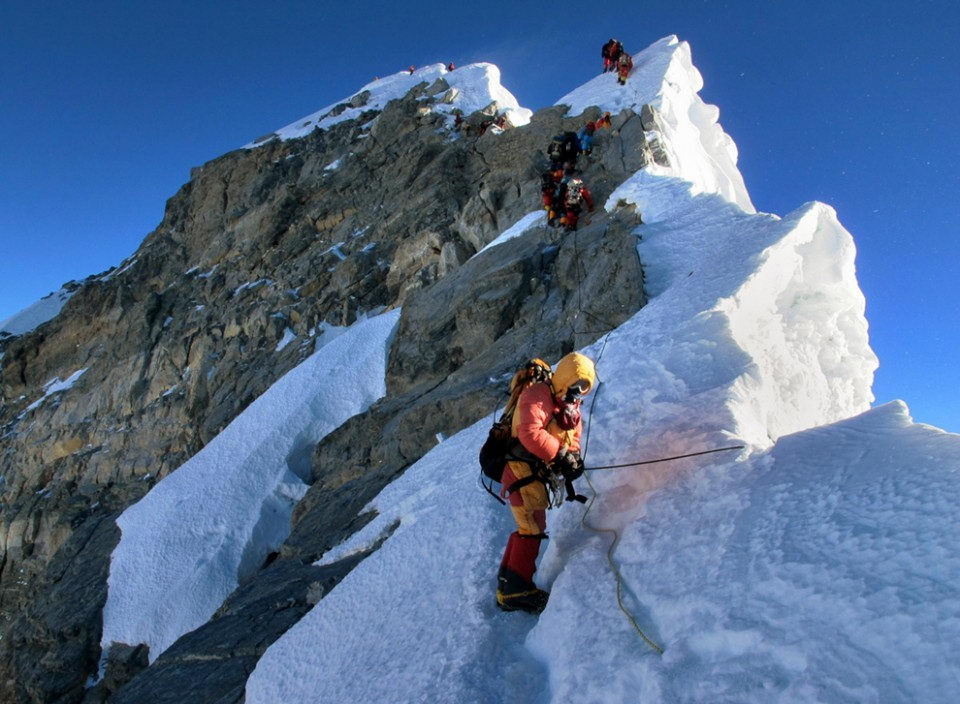 Mount Everest Facts For Kids - The Highest Mountain in the World
