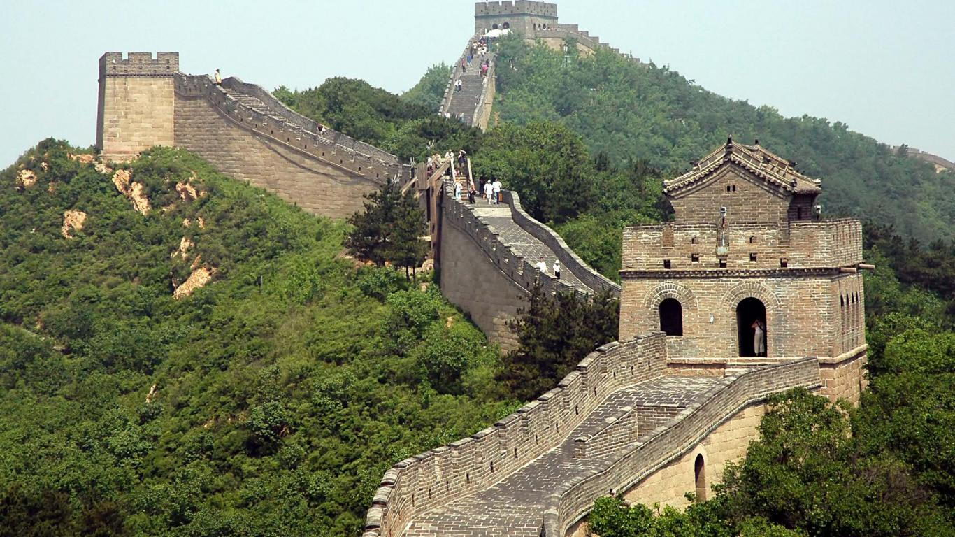Great Wall of China Fa...