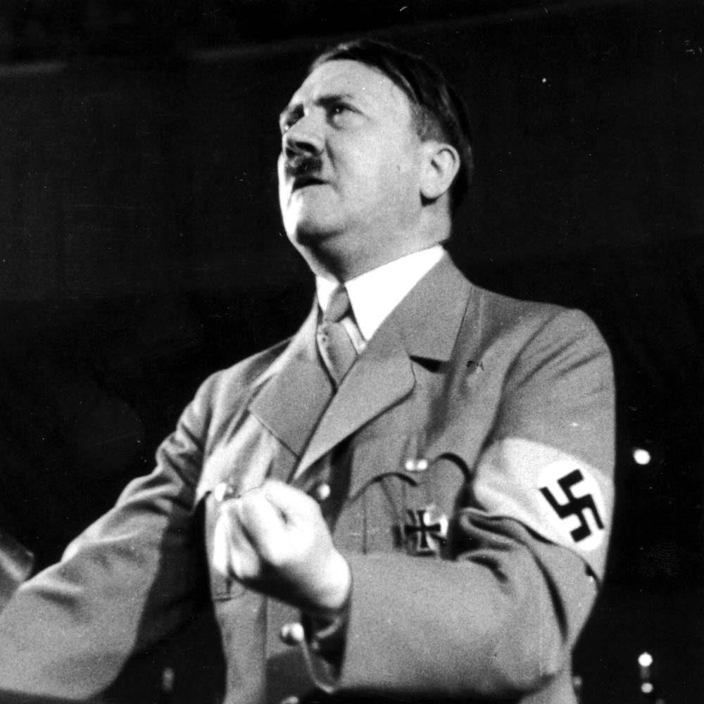 Adolf Hitler  image credit www.skepticism.org