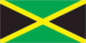 Jamaica Flag - Jamaica Facts for Kids