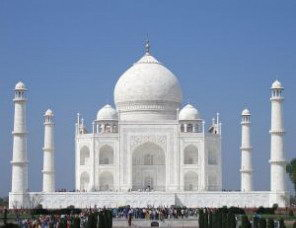 taj mahal facts for kids