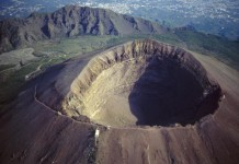 mount vesuvius facts for kids