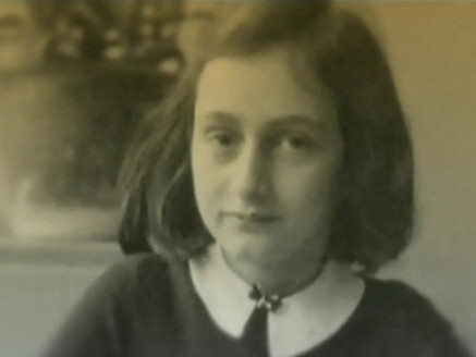 Anne Frank - Anne Frank Facts For Kids - Facts For Kids