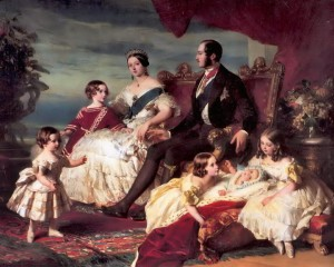 Queen Victoria and her family - Queen Victoria Facts For Kids