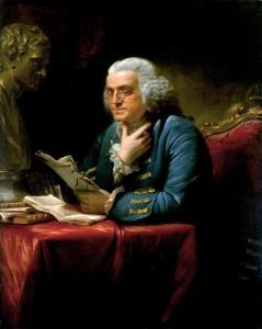 Benjamin Franklin - Benjamin Franklin Facts For Kids