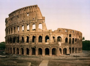 Colosseum picture - Colosseum Facts For Kids