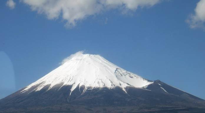 Mount Fuji - Mount Fuji Facts For Kids