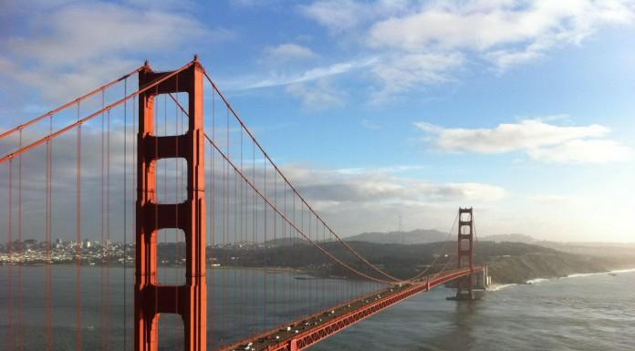 San Francisco - Golden Gate Bridge Facts For Kids