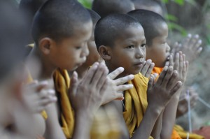 The Buddhists - Buddhism Facts For Kids
