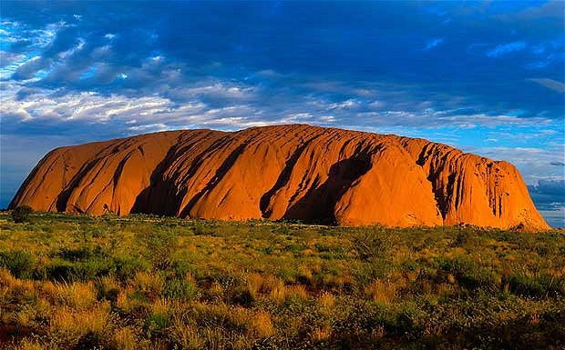 Uluru Facts For Kids