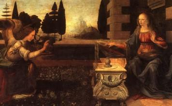 Painting of leonardo da vinci - Leonardo Da Vinci Facts For Kids