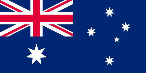 Flag of Australia - Australia Information for Kids