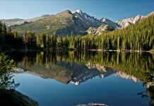 rocky mountain national park facts