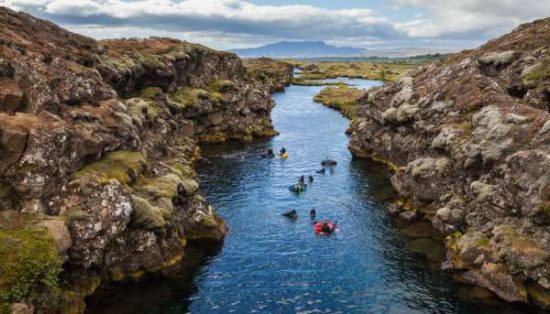 Þingvellir - Iceland facts for kids