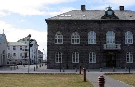 Alþingi, Icelandic Parliament - Iceland facts for kids