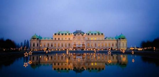 Belvedere Vienna - Austria facts for kids