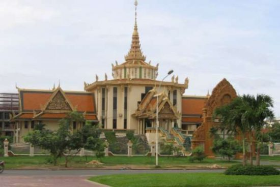 Buddhist Institute - Cambodia facts for kids