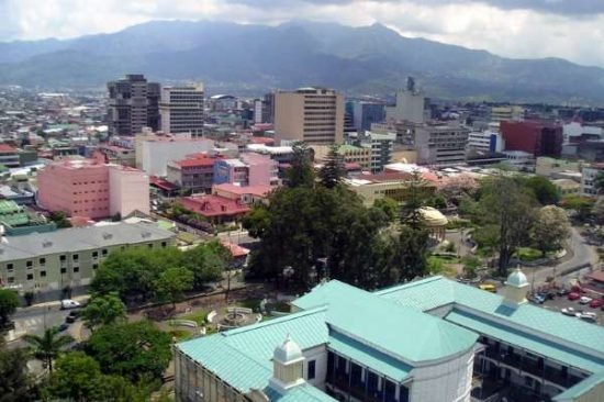 Costa Rica buildings - costa rica facts for kids