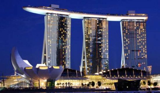 Marina Bay Sands - Singapore facts for kids