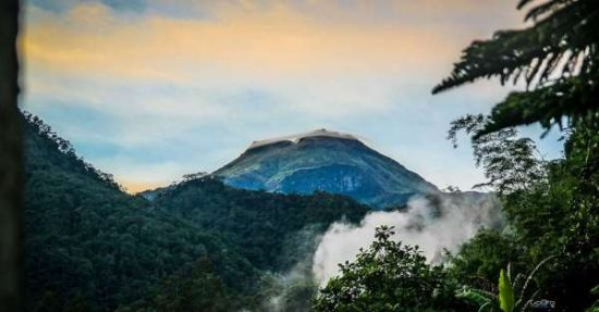 Mount Apo in Philippines - Philippines facts for kids
