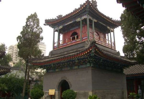 Niujie Mosque - Beijing facts for kids