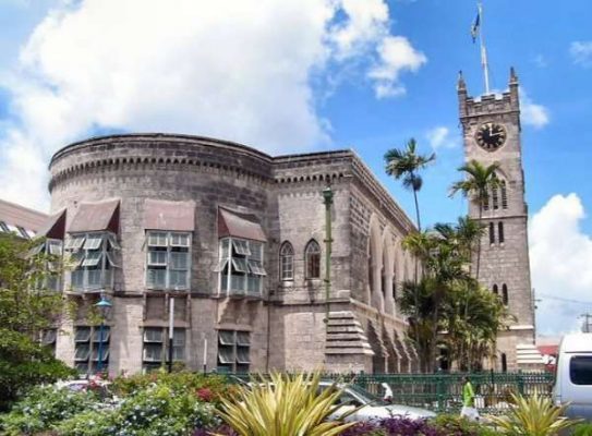 Parliament House in Bridgetown - Barbados facts for kids