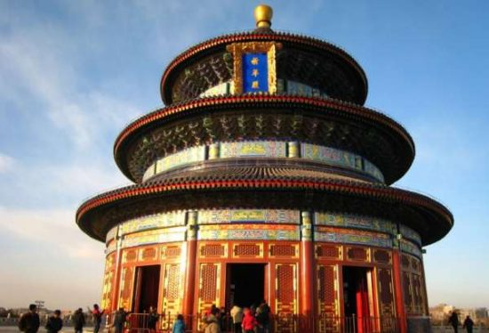 Temple of Heaven - Beijing facts for kids