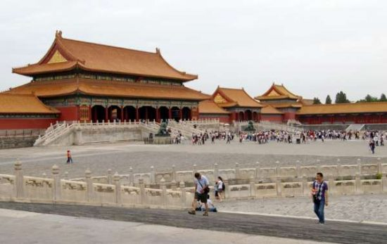 The Forbidden City - Beijing facts for kids