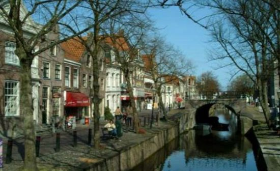 Canal Edam, Holland