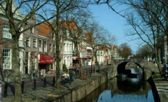 Canal Edam, Holland