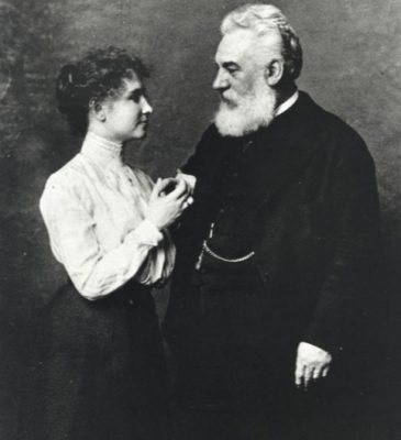 Graham Bell and Keller