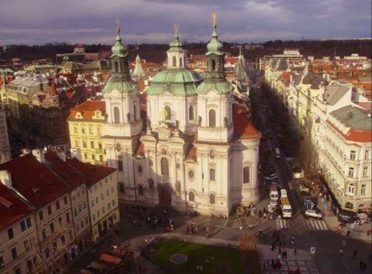Prague, capital of Czech Republic