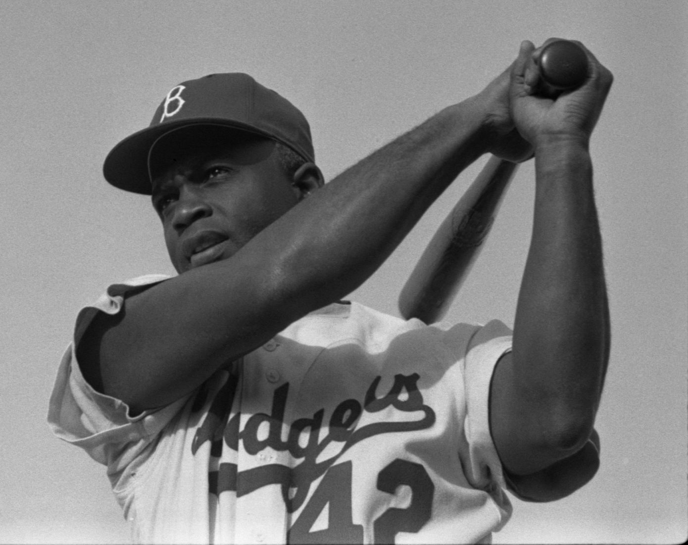 Jackie Robinson picture - Jackie Robinson Facts For Kids