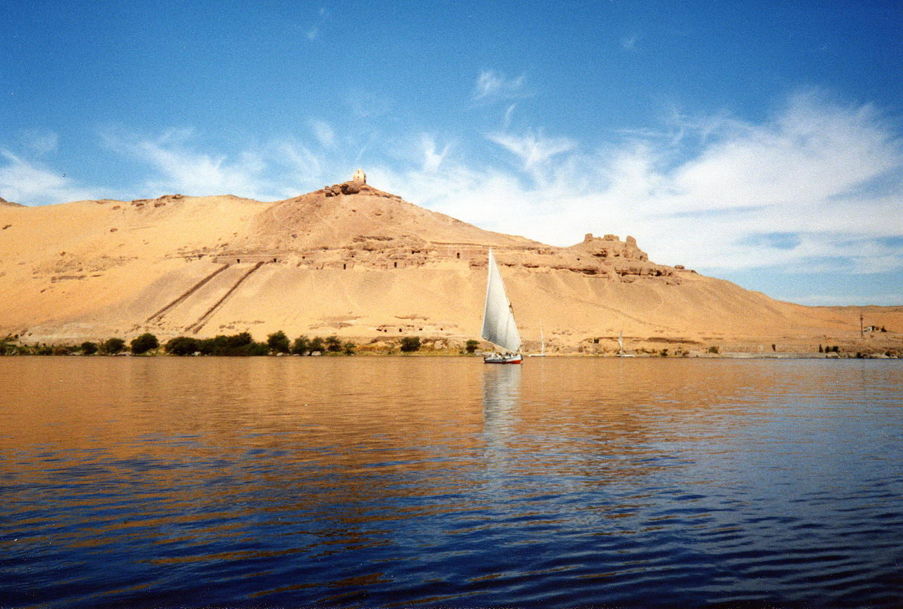 River Nile Facts For Kids