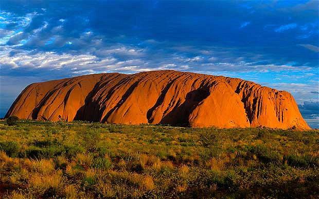 Uluru Facts For Kids
